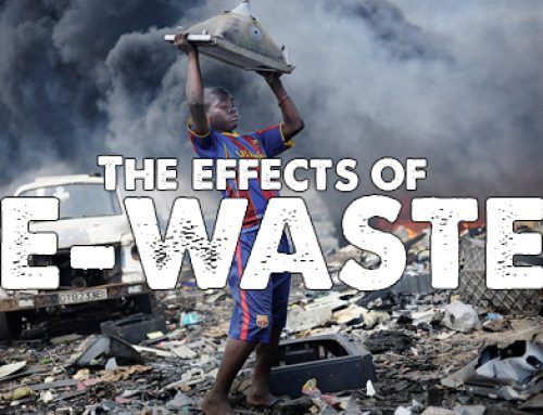 The Effects of E-Waste